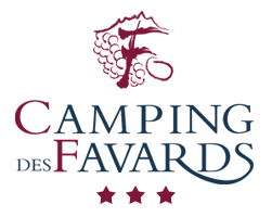 logo camping vaucluse camping violes 2 etoiles
