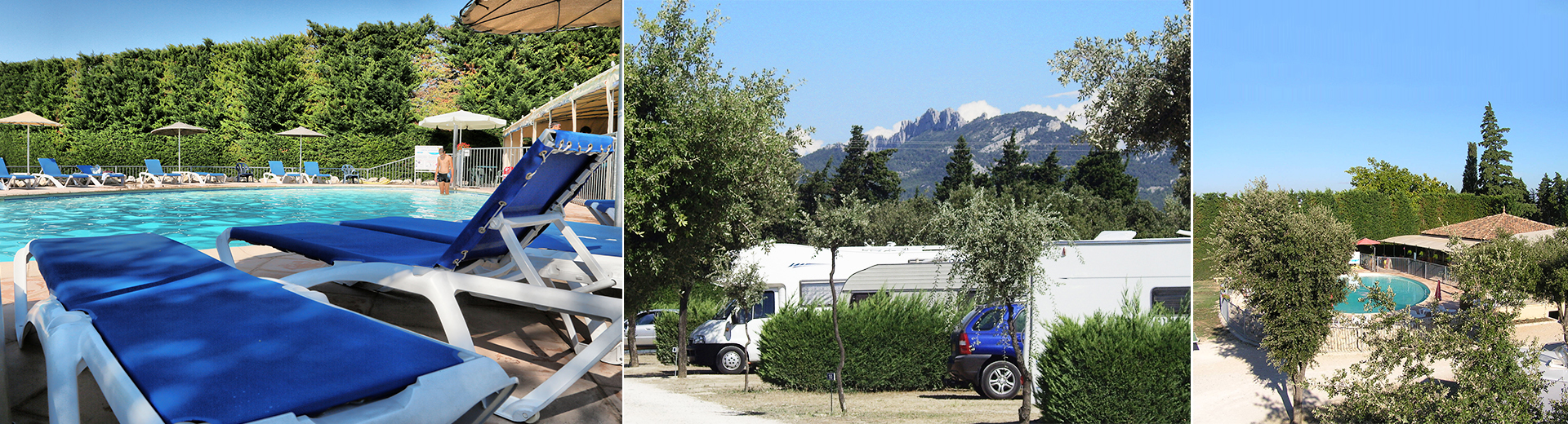 Camping en vaucluse le camping des favards situ viol s for Camping vaucluse piscine